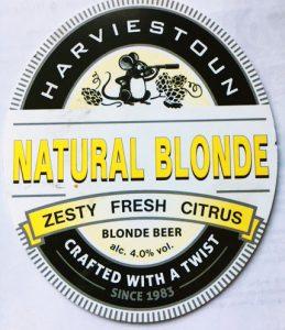 Current cask ale
