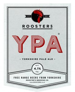 Cask Ale -Roosters YPA